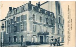 Villefranche Sur Saone Hotel De L'europe - Villefranche-sur-Saone