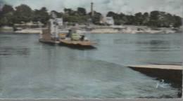 BENODET - Vue Sur La Corniche, Le Grand Phare Et Le Bac. - Bretagne