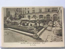 (75) - PARIS - HOTEL ROYAL MONCEAU - LE JARDIN - Cafés, Hoteles, Restaurantes