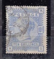 Mi 84, Koenigin Victoria, Gestempelt (38724) - Used Stamps