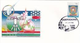 Australia ..: 1986 Camperdown NSW, Pictorial Postmark - Postmark Collection