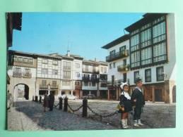 FUENTERRABIA - Plaza Del Vicario - Cantabria (Santander)