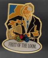 Pin´s Fruit Of The Loom   GUITARISTE - Musique