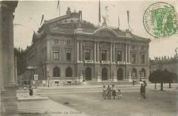 Fev13 1899 : Genève  -  Théâtre - GE Geneva