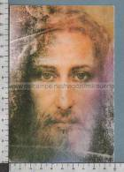 S694 Religion SANTA SINDONE VOLTO DI GESU - Jésus