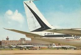 HAM 27438 - POSTAL AEROPORTO HAMBURGO, ALEMANHA - Aerodrome