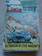 MICHEL VAILLANT JOURNAL DE   TINTIN  N°670  ILLUSTRATION COUVERTURE   GRATON - Michel Vaillant