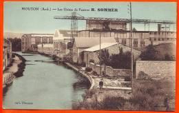 MOUZON - Usines De Feutres R. Sommer  ( L65 ) - Andere Gemeenten