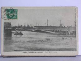 PARIS INONDE (JANVIER 1910) - PONT MIRABEAU - 1910 - De Overstroming Van 1910