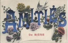 L1181 - Amitiés De Bière - VD Vaud