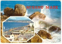 Italy, MISANO MARE, 1975 Used Postcard [13793] - Rimini