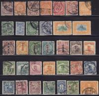 1132. China, 1897/1922, Stamp Accumulation - Gebraucht