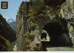 TUNELES DE LA MASSANA   OHL - Andorra
