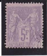 "Timbre  N°  95  Oblitéré  ""Type SAGE II ""   - Voir Scan Verso - - 1876-1898 Sage (Type II)"
