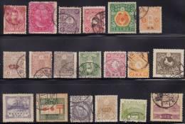 1129. Japan, Stamp Accumulation - Japan