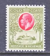 Gold Coast  107  * - Gold Coast (...-1957)