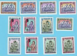 AFGHANISTAN JOURNEE DE LA FEMME SCOUT 1963  / MNH** Et NON DENTELE / BD 162 - Scoutismo