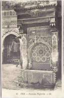 Maroc - FEZ - Fontaine Nejjarine - Fez