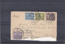 Cléfs -  Vatican - Lettre De 1929 - Expédié Vers La Belgique - Lettre Religieuse - Lettres & Documents