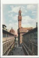 Vecchia Cartolina Di Firenze Credo Coi Bordi Tagliati - Firenze