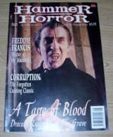 Hammer Horror 6 August 1995 Freddie Francis Corruption A Taste Of Blood Dracula Christopher Lee - Horreur/ Monstres