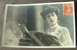 Artiste Feminine 1900 - Ryter- Reutlinger - Artisti