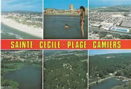 CAMIERS SAINTE CECILE PLAGE ( LES 3 CARTES ) - Francia