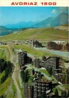 AVORIAZ      STATION 1800 - Avoriaz