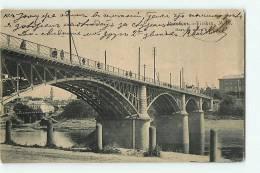 VITEBSK, Biolorussie : Le Pont. 2 Scans. - Belarus