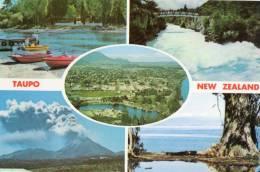 Taupo Multiview, New Zealand - Dow 320 Unused - New Zealand