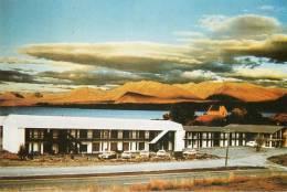 Lake Tekapo Motor Inn, New Zealand - Wyatt & Wilson Unused - New Zealand