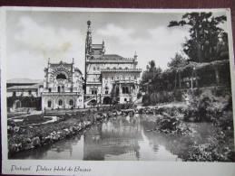 BUSSACO (BUCACO)/ PALACE HOTEL / LOT DE 2 JOLIE CARTES PHOTOS / DESCRIPTIF - Portogallo