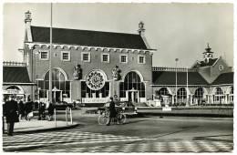 PAYS-BAS : S'HERTOGENBOSCH - STATION - 's-Hertogenbosch