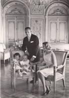 6604 - LL. AA. SS. Le Prince Rainier III La Princesse Grace, Le Prince Albert, La Princesse Caroline - Monaco