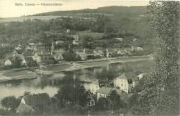 Allemagne CPA Potzscha Wehlen  Dorf - Wehlen