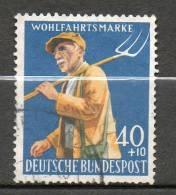 ALLEMAGNE Cultivateur 1958 N°171 - BRD