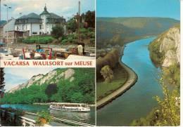WAULSORT-ROUTE DE GIVET-MAISON DE VAVANCES VACARSA-Multivues - Hastière