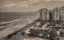 1952 RIO DE JANEIRO - COPACABANA - Rio De Janeiro