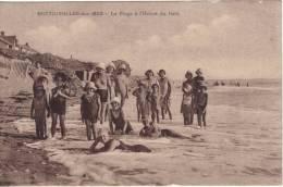 BRETIGNOLLES SUR MER La Plage à L' Heure Du Bain - Bretignolles Sur Mer