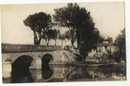 MARANS. - Le Pavillon Bleu. CPSM 9x14. Carte RARE - France