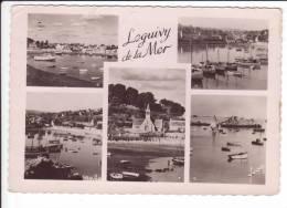 CP 1954 - N° 203 - LOGUIVY DE LA MER - Multivue - France