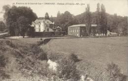 Environs De St Jean-de-Luz --Urrugne - Château D' Urtubie - BR- 3712      ( 2 Scans ) - Saint Jean De Luz