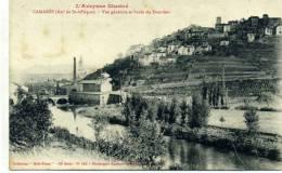 12 - CAMARES - Vue Générale Et Bords Du Dourdon - Otros Municipios