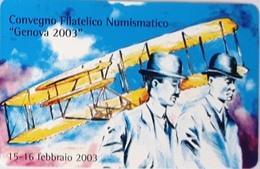 NUOVA-1672-TELECOM ITALIA- GENOVA 2003 - Italia