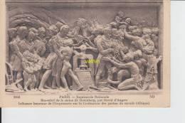 Bas Relief De La Statue De Gutenberg  Par David D Angers   Paris  Imprimerie Nationale - Sculture