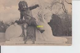 Sphinx Du Peristyle   Bois De Boulogne  Chateau De Bagatelle - Sculture