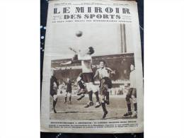 "1928 TOURNOI OLYMPIQUE DE FOOTBALL / TENNIS / BOXE GIUSEPPE SPALLA / DIRIGEABLE "" ITALIA "" - Newspapers"