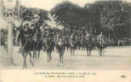CPA LES FETES DE LA VICTOIRE A PARIS 14 JUILLET 1919 LE DEFILE LE MARECHAL DOUGLAS HAIG - Oorlog 1914-18