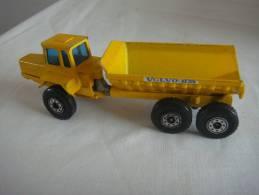 Engin De Chantier   En Fer Solido  Dumper Dr 660 - Camiones, Buses Y Construcción
