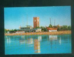 Koweit Kuwait - SHUWEIKH - Yachting Club And The Secondary Clock Tower ( Tour Horloge ) - Koweït